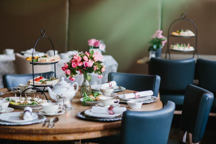 Muffin and Scone - High Tea